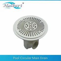 Pool Circular Main Drain
