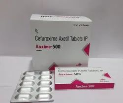 Cefuroxime Axetil 500 Mg Tablets