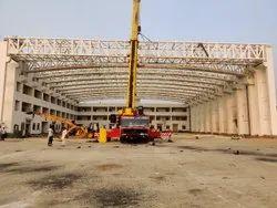 Aircraft Hangar Construction Service