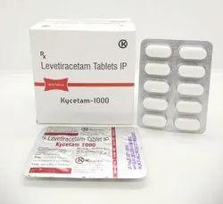 Levetiracetam 1000mg Tabs - KYCETAM 1000