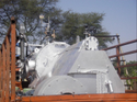 Wood Fired 400 kg/hr Steam Boiler IBR Approved