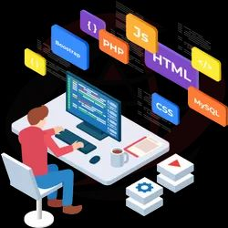 PHP/JavaScript Dynamic PHP Software Developer Services, With 24*7 Support