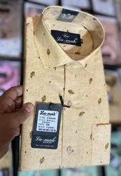 Men Full Sleeve Printed Shirt
