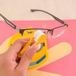 Female Rectangle Eye Glass