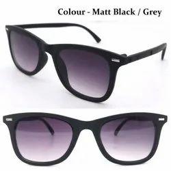 bang bang Unbreakable Colored Sunglasses, Size: Medium