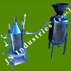 Solid Fuel Fired Small Steam Boiler