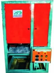 Fully Automatic Single Die Chilla Plate Making Machine