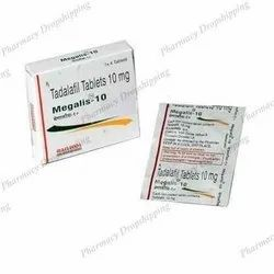 Megalis 10 Mg Tablets