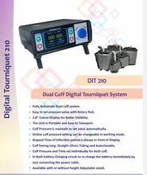 Dual Cuff Digital Tourniquet System DIT 210