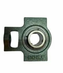 T206 Carbon Steel Take Up Industrial Bearing, For Automobile Industry, Weight: 1kg