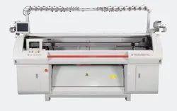 Steiger Computerized Flat Knitting Machine