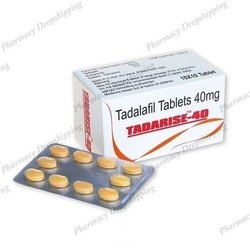 Tadarise 40 Mg Tablets