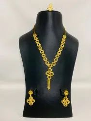 1 Gm Gold Plated Pendant Set