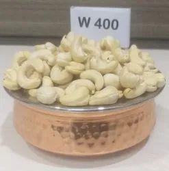 Natural Wholes Plain Cashew Nuts, Grade: W400