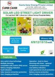 Solar LED Street Light Driver With Motion/Pir Sensor