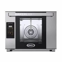Electric Unox Convection Oven XEFT-04HS-ELDV BAKERLUX Capacity: 4 Tray Electrical Power: 3 kW