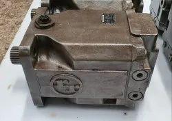 Rexroth A4fm125/10w-pzb01 Model Hydraulic Motor