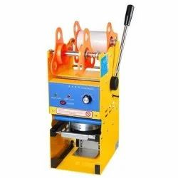 Hand Operated Cup Sealing Machine