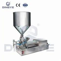 Semi Automatic Piston Filling Machine