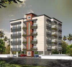 Sms Shrishti - 3 Bhk Apartments For Sale At Maradu, Kochi From Sms Builders