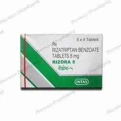 Rizora 5 MG Tablets
