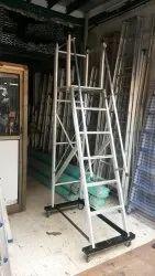 Aluminium Staircase Ladder