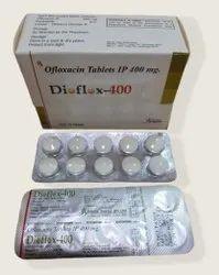 Ofloxacin Tablets IP 400 Mg