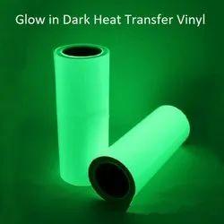 Glow In Dark Heat Transfer Vinyl 12 And 20 Inch Rolls