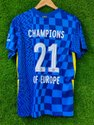 KD Football Jersey - Manchester United