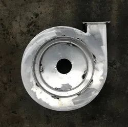 Aluminum Industrial Fabricators work