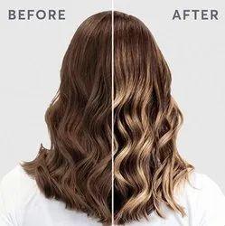 Female Balayage Hair Highlights