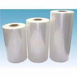 Transparent PVC Shrink Film Roll