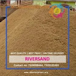 River Sand For Roof