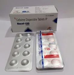 Cefixime Dispersible 100 Mg Tablets