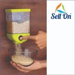 按钮式储存容器免冲压式储罐1100毫升(1包)