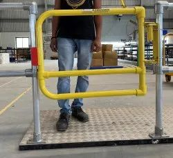 Self Closing Industrial Safety Gate