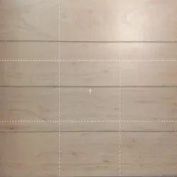 Brown Material: Vitrified Venezia Oak Wood Floor Tiles, Thickness: 195x1200mm
