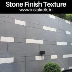 Stone Finish Wall Texture
