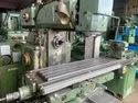 Double Spindle Milling Machine