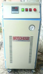 Electric 9 kW Automatic Steam Boiler
