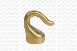 Golden Brass GPHK 104 Lighting Mounting Hook, Unfinished