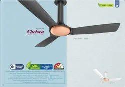 Luminous Newyork Chealsea 1200mm Ceiling Fan (MRP - 6990), Fan Speed: 320 Rpm, Power: 48 Watts