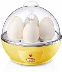 Automatic Power-Off 7 Eggs Maker Boiler Cooker Steamer Poacher Mini Electric Egg Cooker Boiler