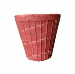 Brown 90ml Terracotta Glass, For Tea And Coffee