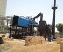 Oil & Gas Fired 500-1000 Kg/Hr Steam Boiler IBR Approved