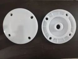 JEMS PVC Close Flange, Pipe Fitting, Size: 4 inch 110 mm