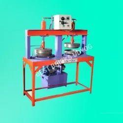 Double Die Hydraulic Paper Plate Machine