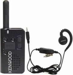 Kenwood Walkie Talkie Headset
