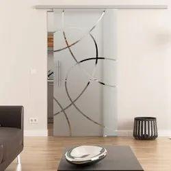 Toughened Sliding Glass Doors
