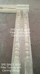 Carving Pooja Mantapam